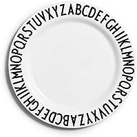 Design Letters Teller flach Melamin 20201001