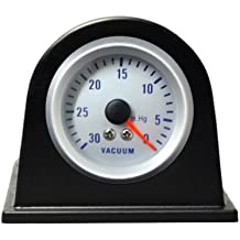 IA51LD - Manometro Boost Presión Turbo , Instrumentos adicional Indicador medidor gauge vacuum vacio