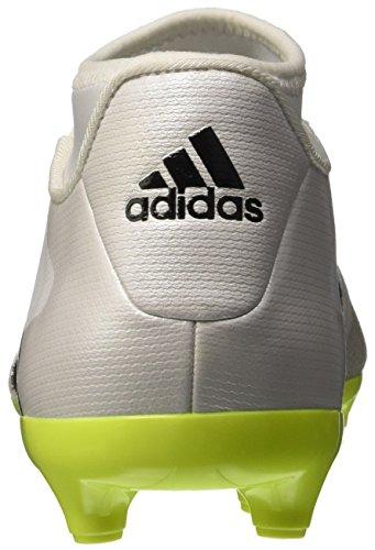 adidas Ace 16.3 Prime, Entraînement de football femme Blanc (Ftwr White/Core Black/Solar Yellow)