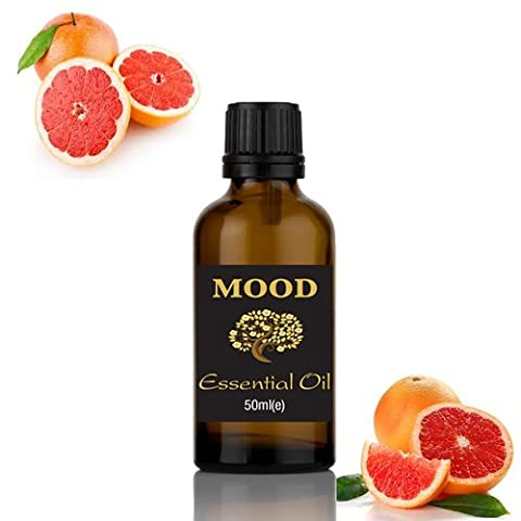 Essential Oils 50ml Pure & Natural Aromatherapy - Choose Fragrance Below (Grapefruit)