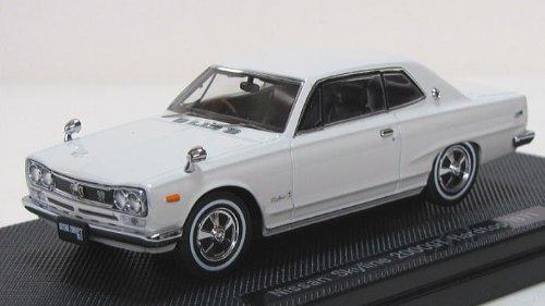 Gt Hardtop (EBRRO 1/43 Nissan Skyline GT hardtop KGC10 (43961) (japan import))
