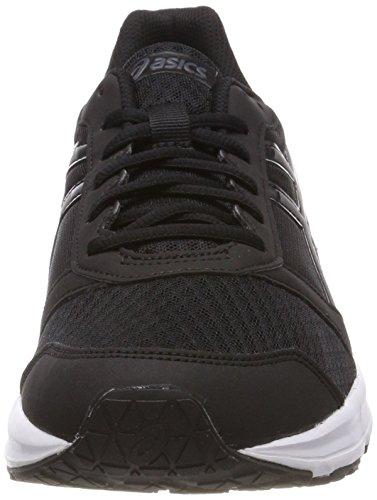 Asics Patriot 9, Chaussures de Running Homme Noir (Black/carbon/white 9097)