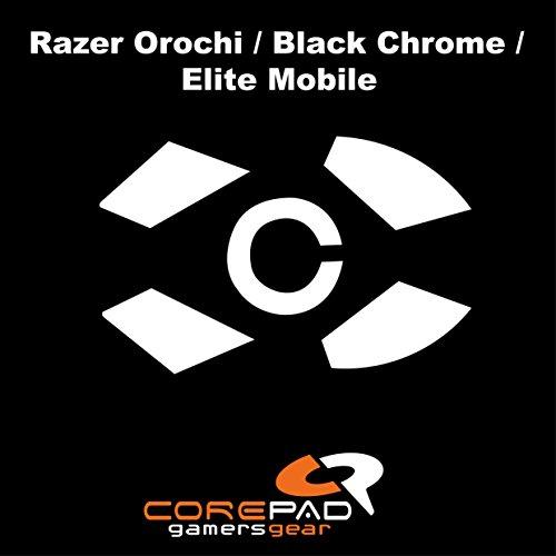 Corepad Mausfüße Skatez Pro 23 Razer Orochi - Razer Orochi Black Chrome - Razer Orochi Elite Mobile