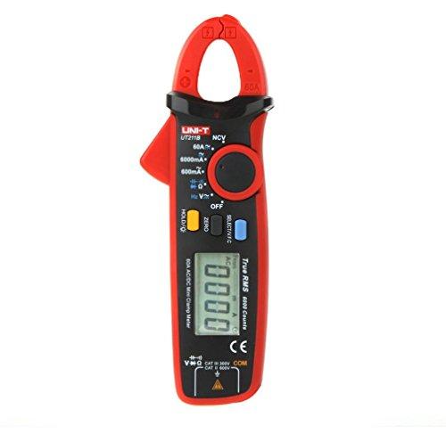 Preisvergleich Produktbild Wisamic UNI-T UT211B Serie Digital Messzange Digital Clamp Meters AC / DC Strom Strommesszange Tester