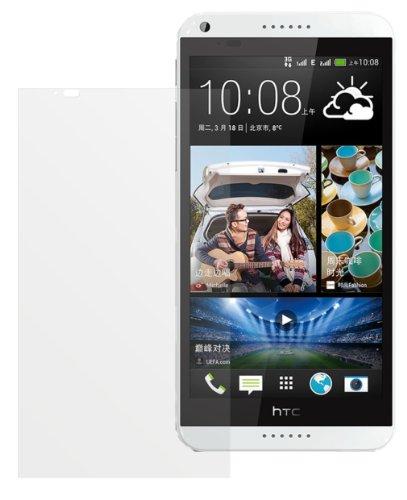 dipos I 2X Schutzfolie matt passend für HTC Desire 816 Folie Bildschirmschutzfolie
