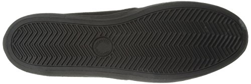 Fred Perry Byron Mid, Bottes pour Homme Black