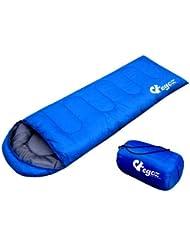 Peanut Vot EGOZ Schlafsack Einfach zu Tragen Warm Erwachsene im Freien Sports Zelten Camping Wandern Mit Tragetasche