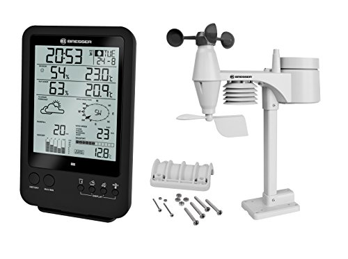 Bresser Weather Center Stazione meteorologica 5 in 1