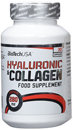 Biotech USA Hyaluronic & Collagen Vitaminas y Minerales - 450 gr