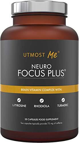 Cerebro Vitaminas, Suplemento Natural Nootrópico