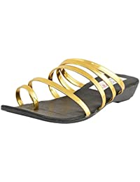 StepIndia MultiStraps Party Wear, Casual Wear Sandal For Women And Girls