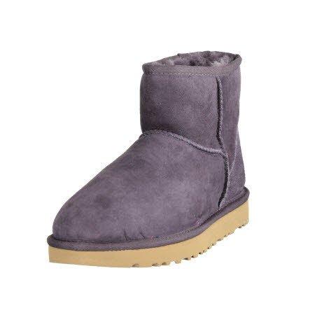 Ugg W Classic Mini Purple II Nht Boots - Stivaletti Montone Viola
