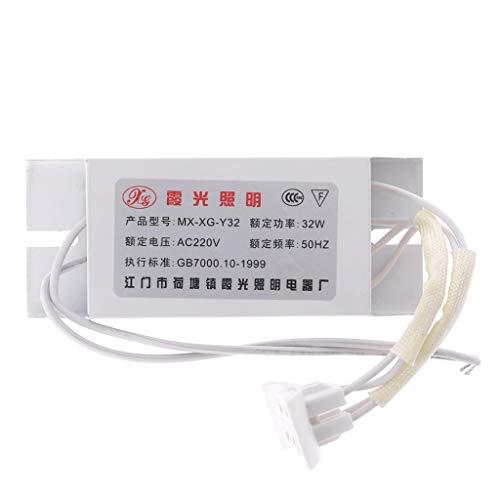 Fewxdsad elektronisches Vorschaltgerät-Röhren, fluoreszierende Lampe, runde elektronische Vorschaltgeräte -