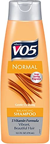 Alberto VO5 Normal Balancing Shampoo with Vitamins C and E for Unisex, 12.5 Ounce by Alberto VO5
