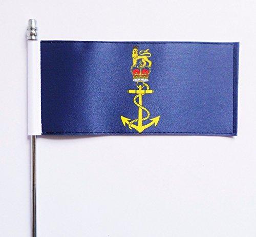 commandant-general Royal Marines RM Ultimate Tisch Flagge-Offizielle Zulassung Mod Flagge -