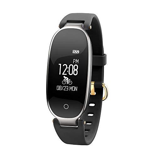 Yallylunn Bt V4.0 Ble Heart-Rate Sleep Monitoring Facebook Twitter Whatsap S3 Smart Watch Benachrichtigungen Sitzende Erinnerung Anti Lost Alarm