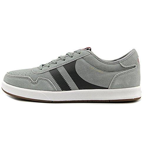 Globe Encore Zone Unisex-Erwachsene Sneakers mid grey/white