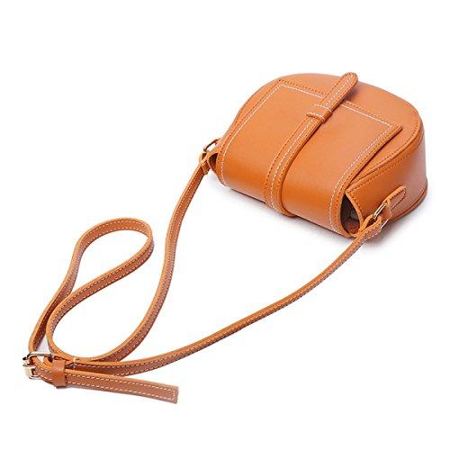 Damen Schultertasche Mädchen Kuriertasche Mode Kleine Tasche Tragbar Frauen Leicht Leicht Zu Tragen Mode Quaste Kreuz Paket Brown