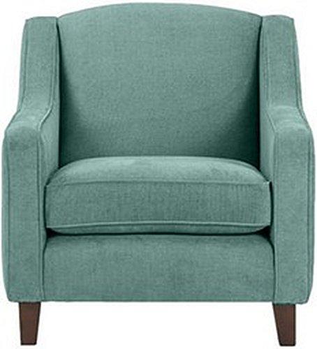 FabHomeDecor Alia Superb Single Seater Sofa (Aqua Blue)
