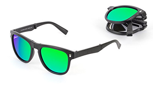 9a50ef84e0 Gafas de sol plegables Folders Original Black Rainforest