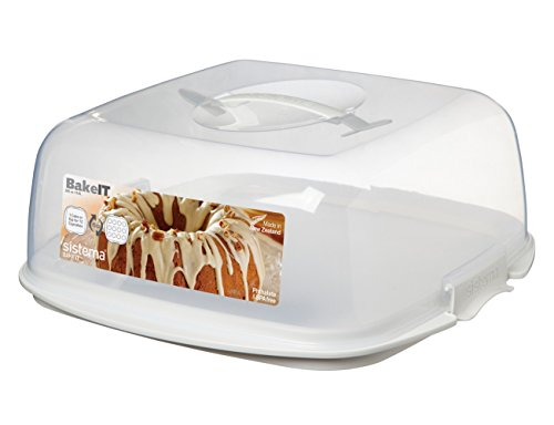 sistema-klip-it-cake-and-cupcake-storer-with-reversible-tray-88-l-clear-with-white-clips