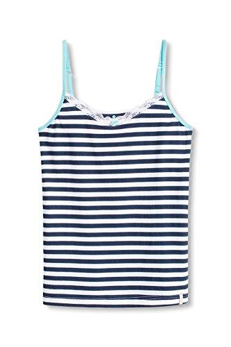 ESPRIT Bodywear Mädchen Unterhemd 106EF5T041, Blau (Navy 400), 170 (Herstellergröße: 170/176)