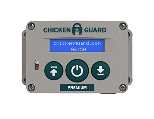 ChickenGuard Premium Portier Automatique Pour...