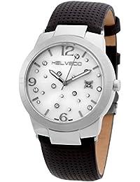 Helveco H02641YZ - Reloj , correa de goma color negro