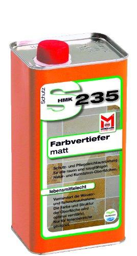 Moeller Stone Care HMK S235 Farbvertiefer-matt 1 Liter