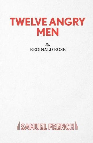 Twelve Angry Men (Acting Edition) por Reginald Rose