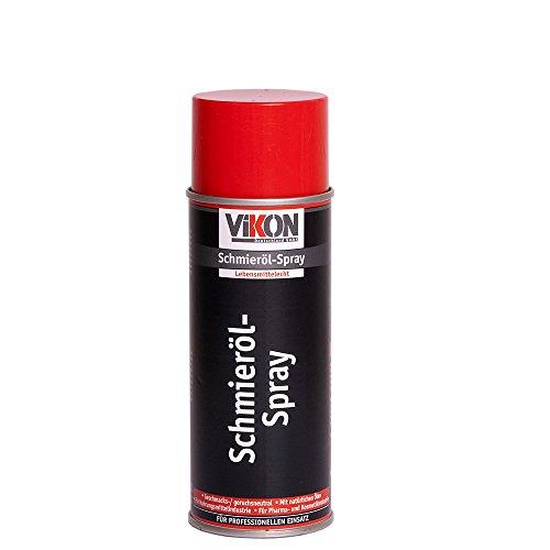 VIKON Lebensmittelechtes Schmieröl-Spray 400 ml transparent (Pflegemittel / Wartungsöl / Pflegeöl - lebensmittelecht)