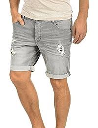 SOLID Toy - Denim Shorts - Homme