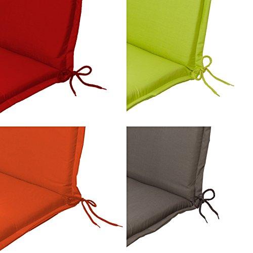 Cuscini per sedie da giardino cuscini imbottitura cuscini per sedia ...