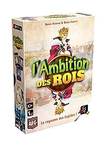 Gigamic - Juego de 2 Jugadores, JAMB, la ambición de los Reyes