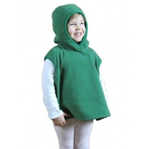 KINDER GRÜN Wappenröcke, KINDER KOSTÜM BAUM Kostüm- KLEINE ZUM SPIELEN / Uniform (Kleine Bäume Kostüm)