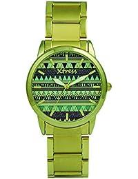 XTRESS Reloj Analógico para Hombre de Cuarzo con Correa en Acero Inoxidable XPA1036-04