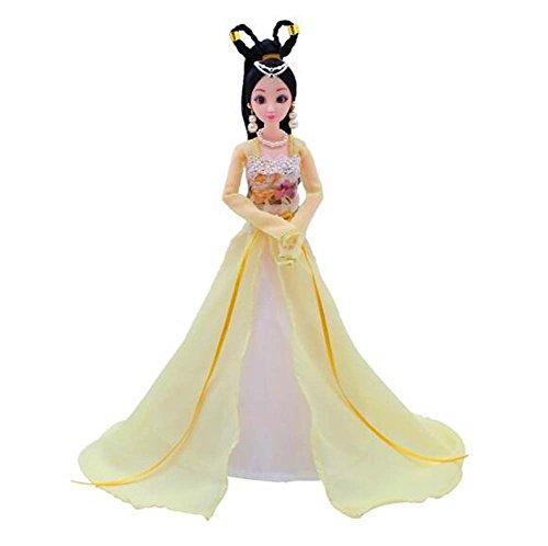 (Elegante chinesische alte Kostüm Menschen Puppen Mädchen Prinzessin / Göttin Toy-Y)