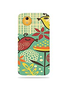 alDivo Premium Quality Printed Mobile Back Cover For Micromax Canvas Android One / Micromax Canvas Android One Printed Mobile Case (XT-037S-3D-M11-MCAO)