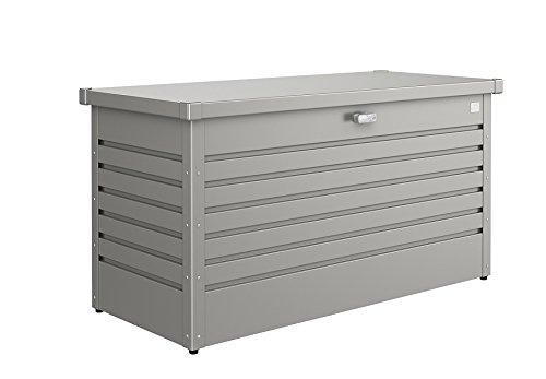 Biohort 130Freizeit Container Box, Metallic Quarz grau, 134x 62x 71cm