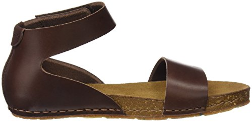 Art 0440 Mojave Creta, Sandali con Chiusura sul Retro Donna Marrone (Brown)