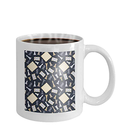 Coffee cup mug i love you to moon back qoute black backround golden dots perfect poster print cards 11oz
