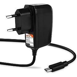 Chargeur (5V, 2000mAh) pour Archos 101 internet tablet / 101 XS / 80 XS / 97 XS / 80 G9 / 101 G9 / Carbon / Gamepad