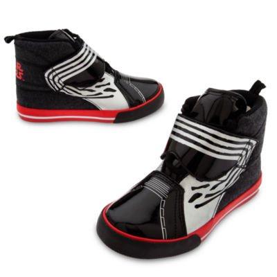 Kylo Ren Kinder Sneaker, Star Wars: Das Erwachen der Macht Größe UK - 13, EU - 32