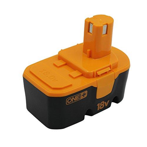 KINSUN Sustitución poder herramienta batería 18V