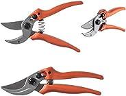 Budama Makası Yüksek Kalite PROFESYONEL Kullanım Alman Çelik Ağaç Dal Kesme Löwe modeli