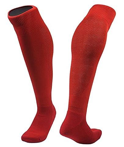 uooja - Chaussette de sport - Femme rouge Red M pour hommes 14 et en haut