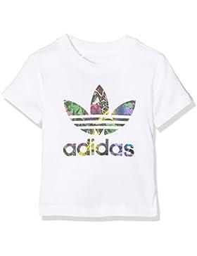 adidas Infantil Camiseta Baby Animal , Infantil, Camiseta, Baby Animal, blanco, 4 años