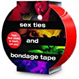 Sex Ties and Bondage Tape - Red