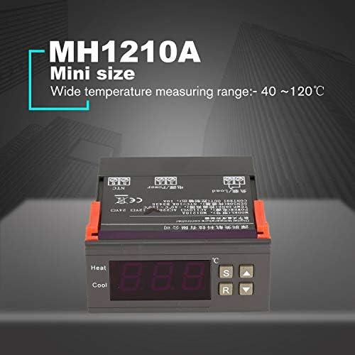 MH1210A AC AC AC 220 V Thermostat Régulateur Réfrigérateur régulateur de température | Structurels élégantes  69b9f5