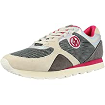 Calzado deportivo para mujer, color gris , marca ARMANI JEANS, modelo Calzado Deportivo Para Mujer ARMANI JEANS C55C3 Gris